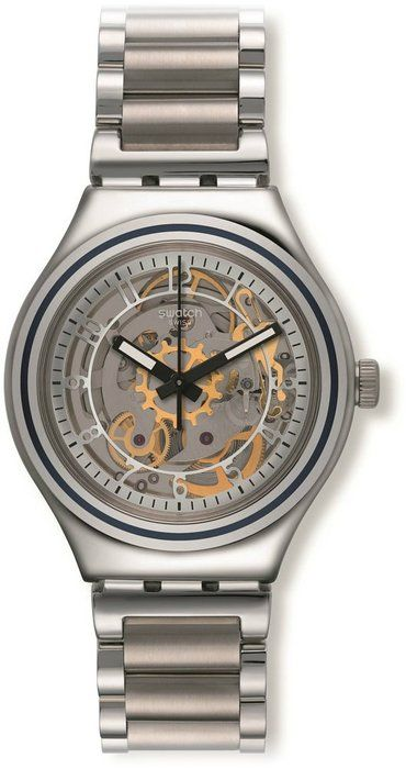 Watch Swatch Automatic YAS112G UNCLE CHARLY