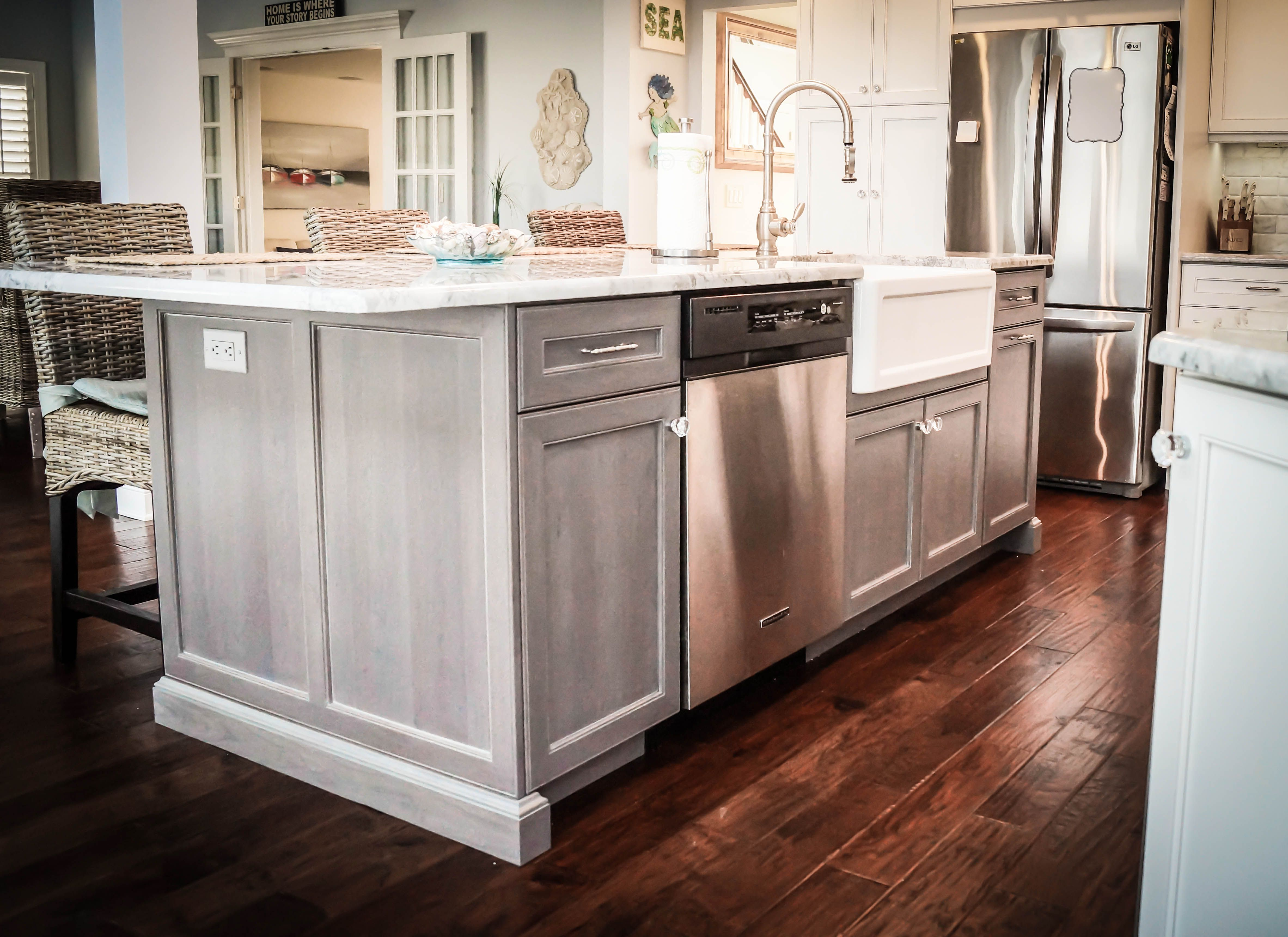 The Well Designed Kitchen Brick New Jerseydesign Line Kitchens Extraordinary Design Line Kitchens Design Ideas