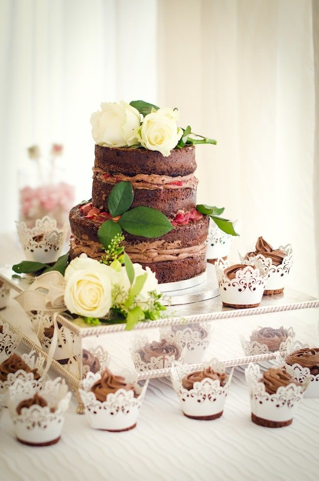 Gluten Free Chocolate Cake Diy Wedding