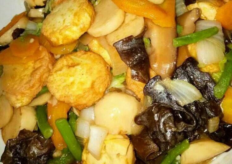 Resep Sapo Tahu Ala Chinese Restaurant Oleh Ribka Christiani Resep Resep Masakan Masakan Resep