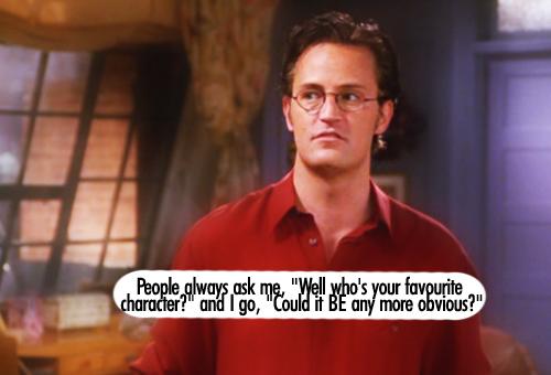 Chandler - Friends