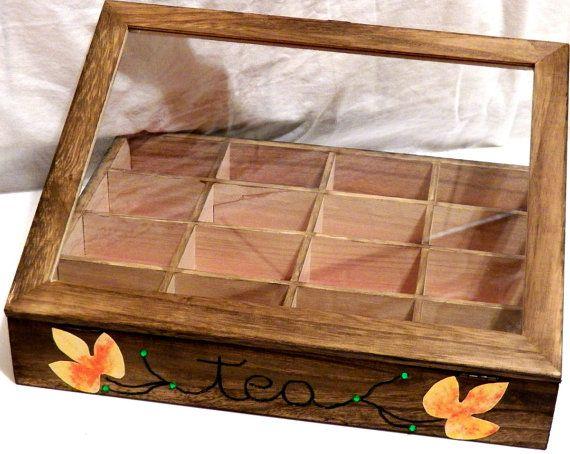 Personalizada Caja de Té Caja de Almacenamiento por Personalizedbox
