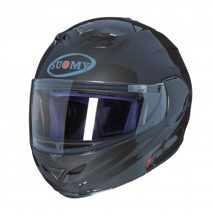 Suomy D2O gris anthracite