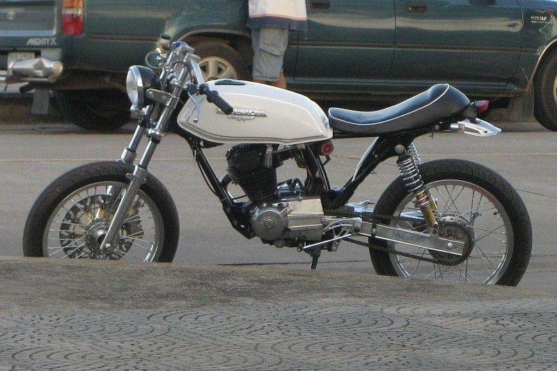125cc cafe racer