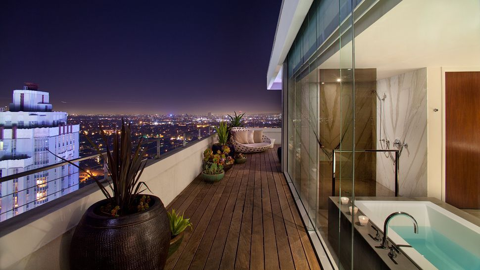 Suite Penthouse Hotel Andaz.