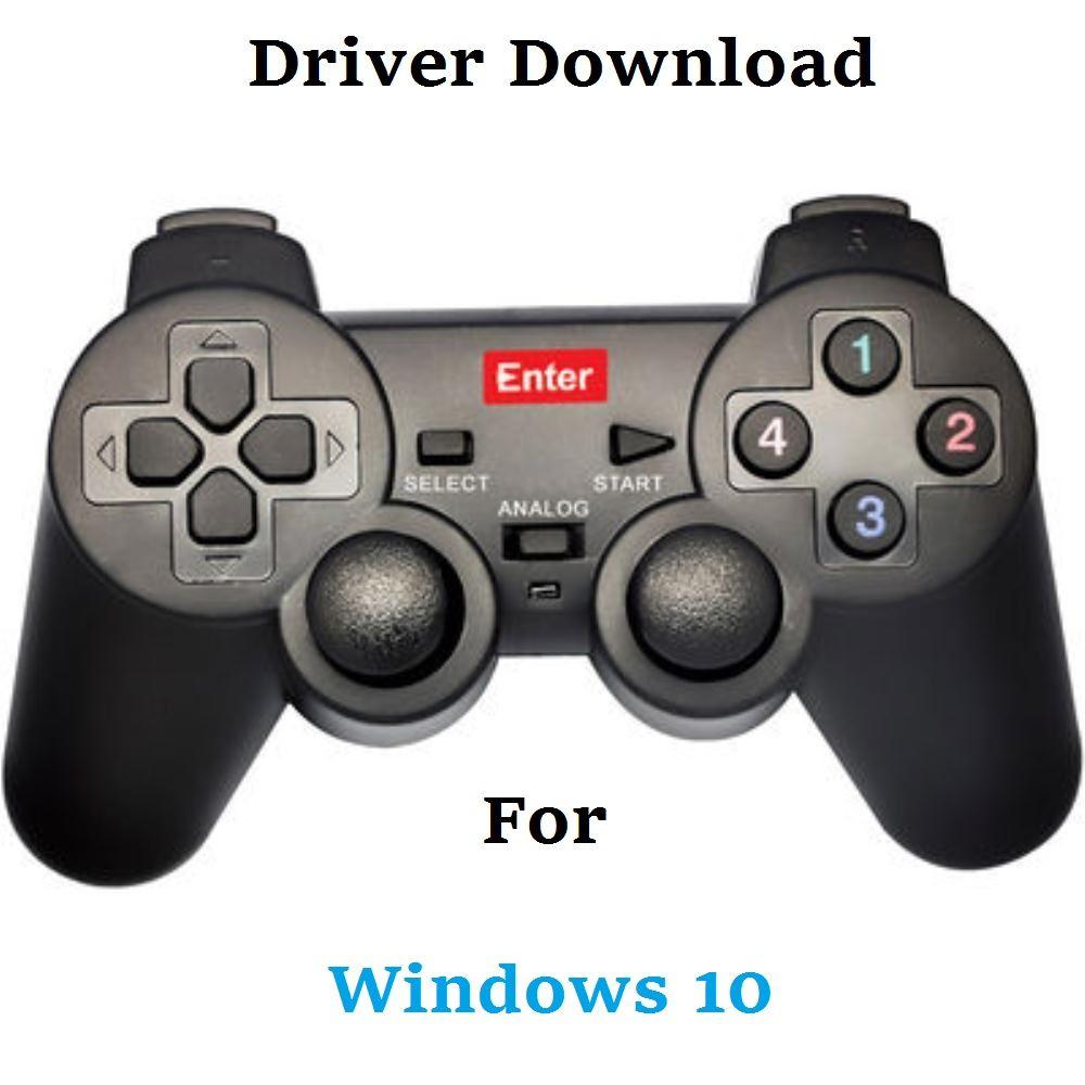Скачать драйвера на usb gamepad