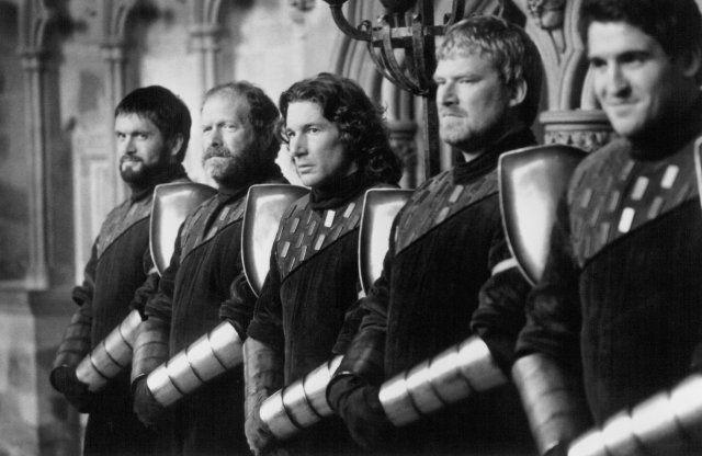 Knights Of The Round Table First Knight First Knight Richard Gere Knight In Shining Armor