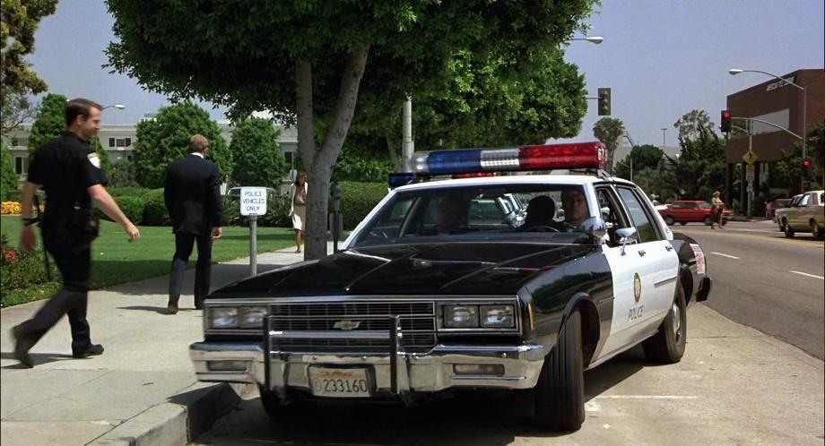 1981 Chevrolet Impala Chevrolet Impala Old Police Cars Police Cars