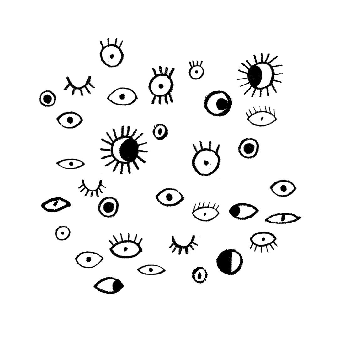 Rob Hodgson, eyeballs -Stay skeptical, friends-