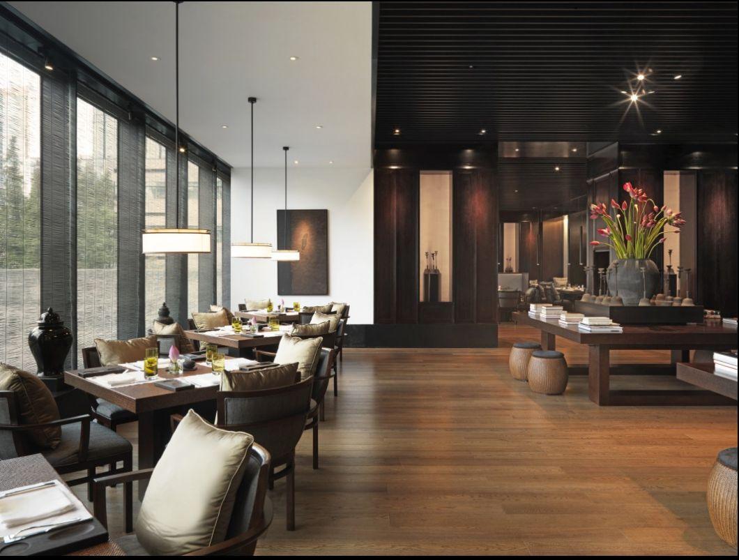 The Puli Hotel Shanghai An Urban Resort On The Ancient Yangtze