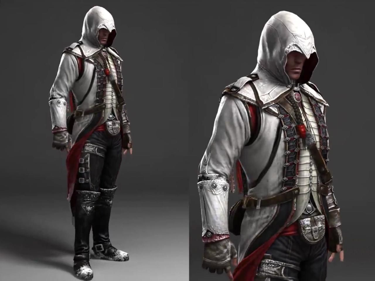 Connor Concept Achilles Outfit Assassins Creed Outfit