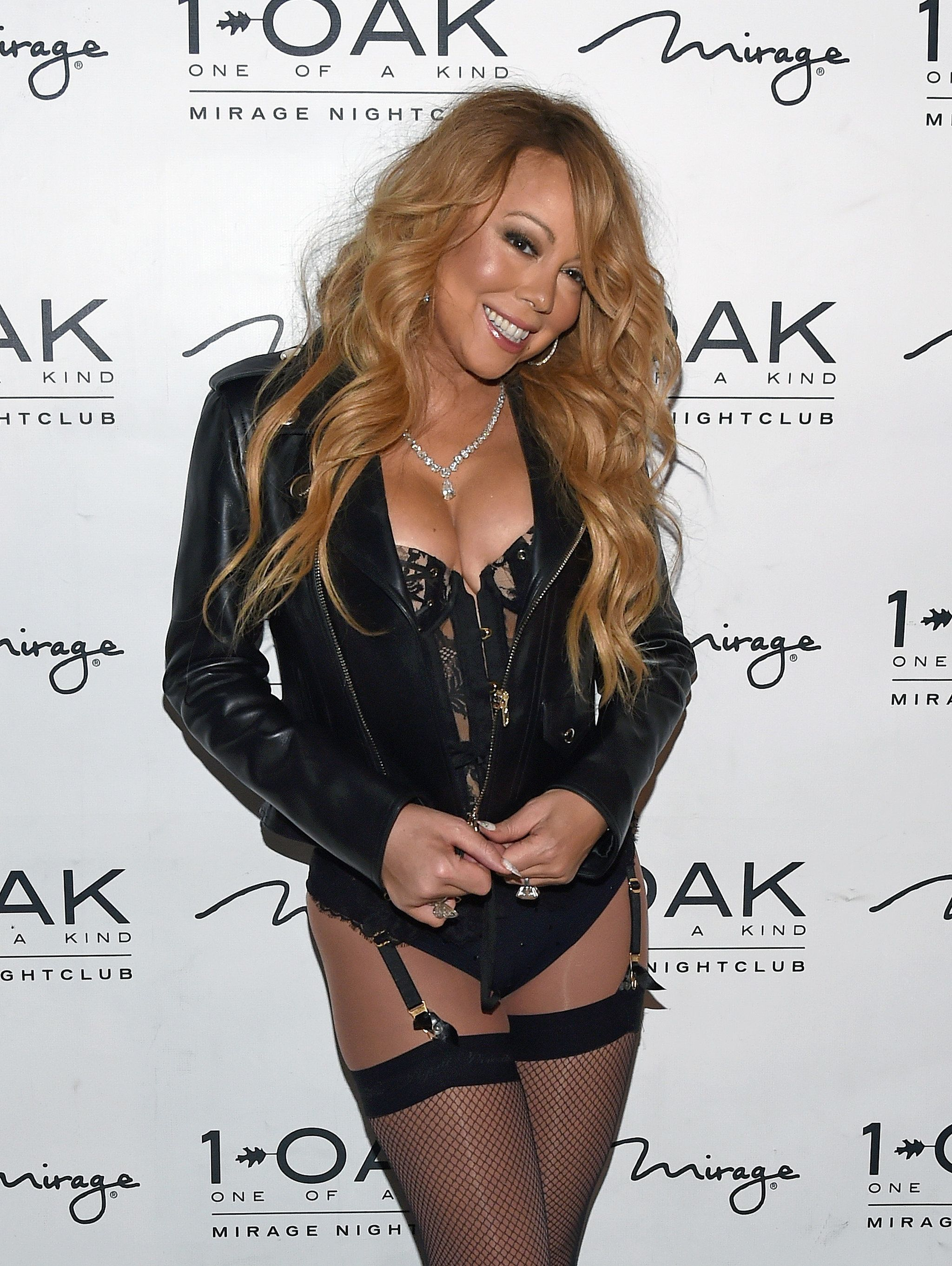 Mariah Carey Didnt Hold Anything Back During Her DJ Debut in Vegas