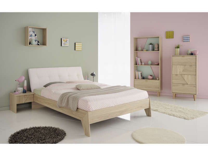 Awesome Chambre A Coucher Conforama Adulte Contemporary - Seiunkel ...