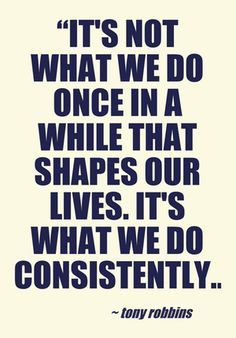 Consistency Quotes 5 Things I Would Do Differently If I Had To Start A New Blog  Consistency Quotes