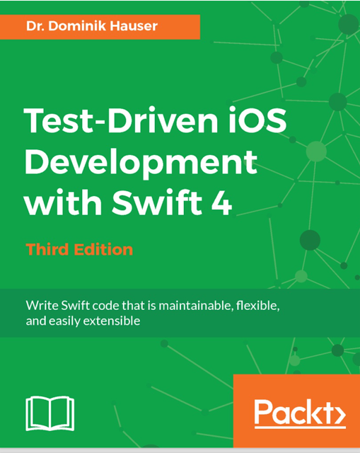 Download Test-Driven iOS Development with Swift 4 Full Souce code