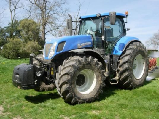 Pin By Jody Smith On New Holland New Holland Tractor New