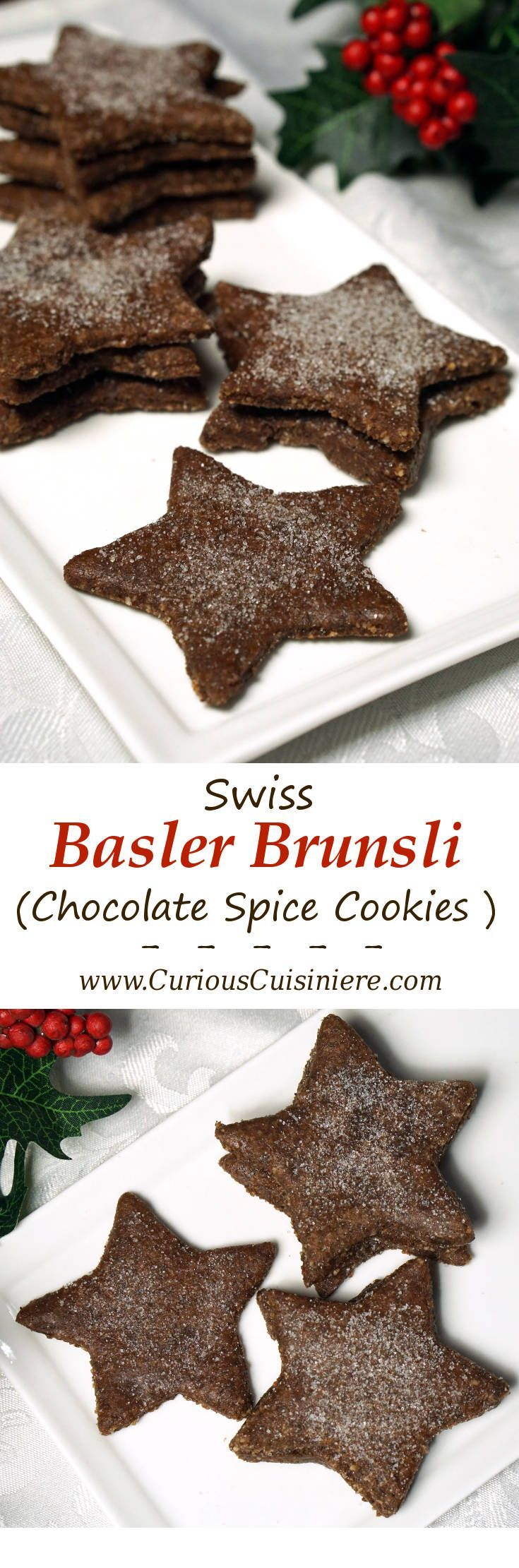 These Gluten Free Swiss Chocolate Almond Flour Cookies Known As