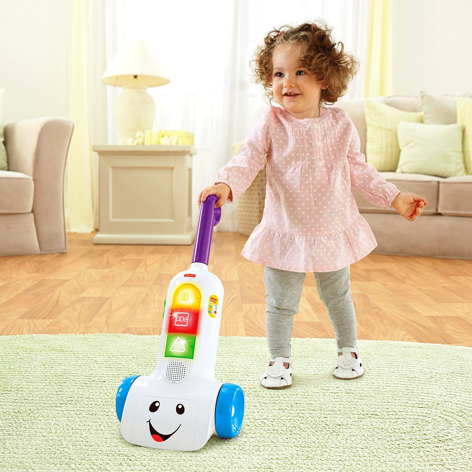 Laugh & Learn® Smart Stages™ Vacuum | Early learning toys ...
