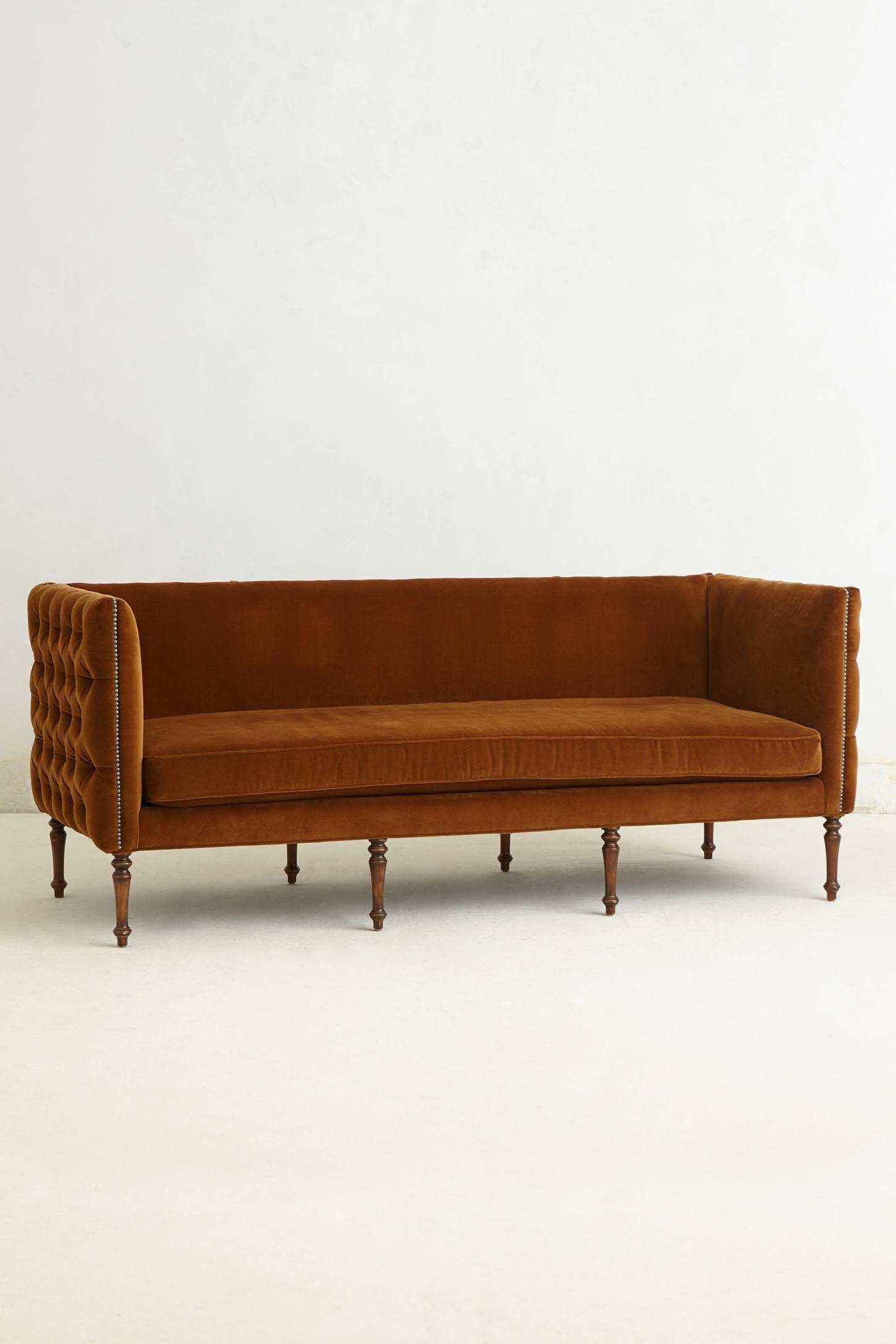 Fabulous Velvet Ditte Sofa Anthropologie Com Living Room Sofa Download Free Architecture Designs Intelgarnamadebymaigaardcom