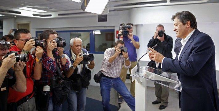 El PSOE intenta rehacerse para mantener el no al Gobierno de Rajoy - El Diario de Yucatán