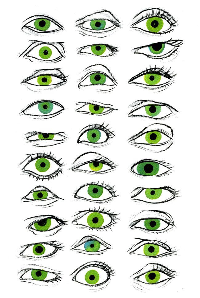 стена все виды глаз картинки поддерживает