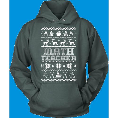Math Teacher - Ugly Sweater