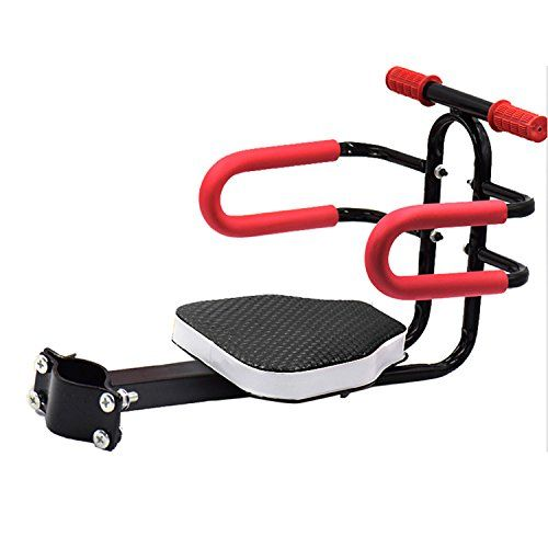 Child Bike Seat West Biking Front Mount Child Bicycle Seat Bicycle Child Carrier Age 2 7 Years Weight Limit 132 Lbs Bike Child Bike Seat Kids Bicycle