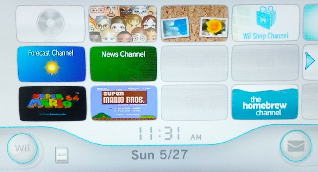 Hack your Wii to Run Emulators and Install Homebrew | Ideas