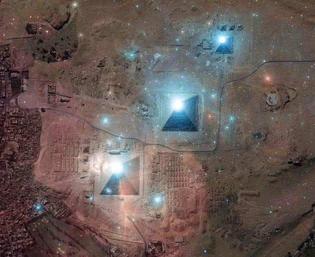 Constelacao De Orion Fatos Misterios E Mitologia Ancient Aliens