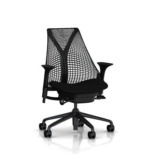 Nice SAYL Adjustable Work Chair U0026 Herman Miller SAYL Adjustable Work Chairs    YLiving Nice Ideas