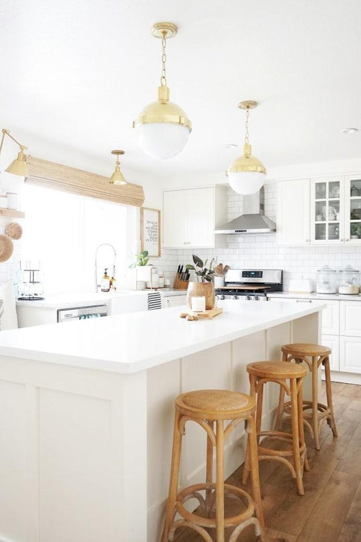10 Functional Kitchen Lighting Design Ideas Interior Dapur Desain Dapur Dekorasi Rumah Dapur