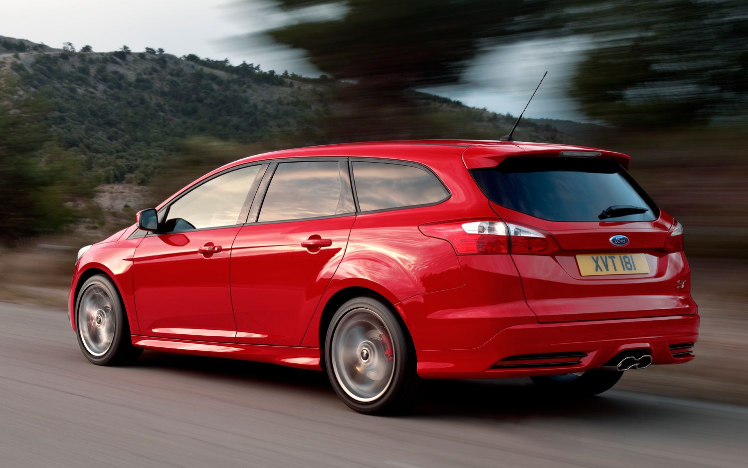 Top 8 Wagons We Want In The U S With Poll Ford Focus St Ford