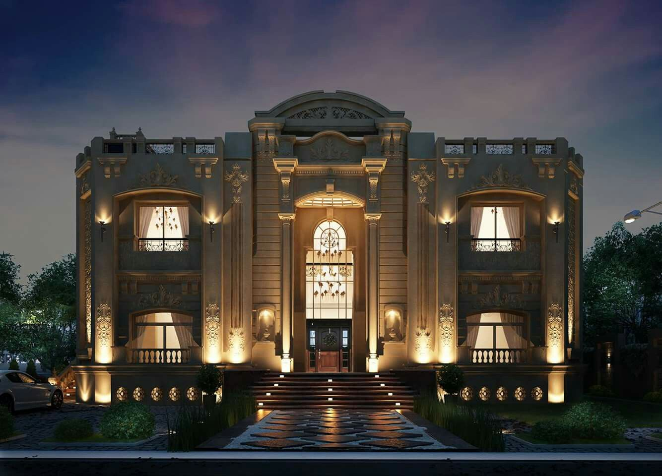 Arabic Palace Mansion Designs Luxury Homes Dream Houses Architecture House
