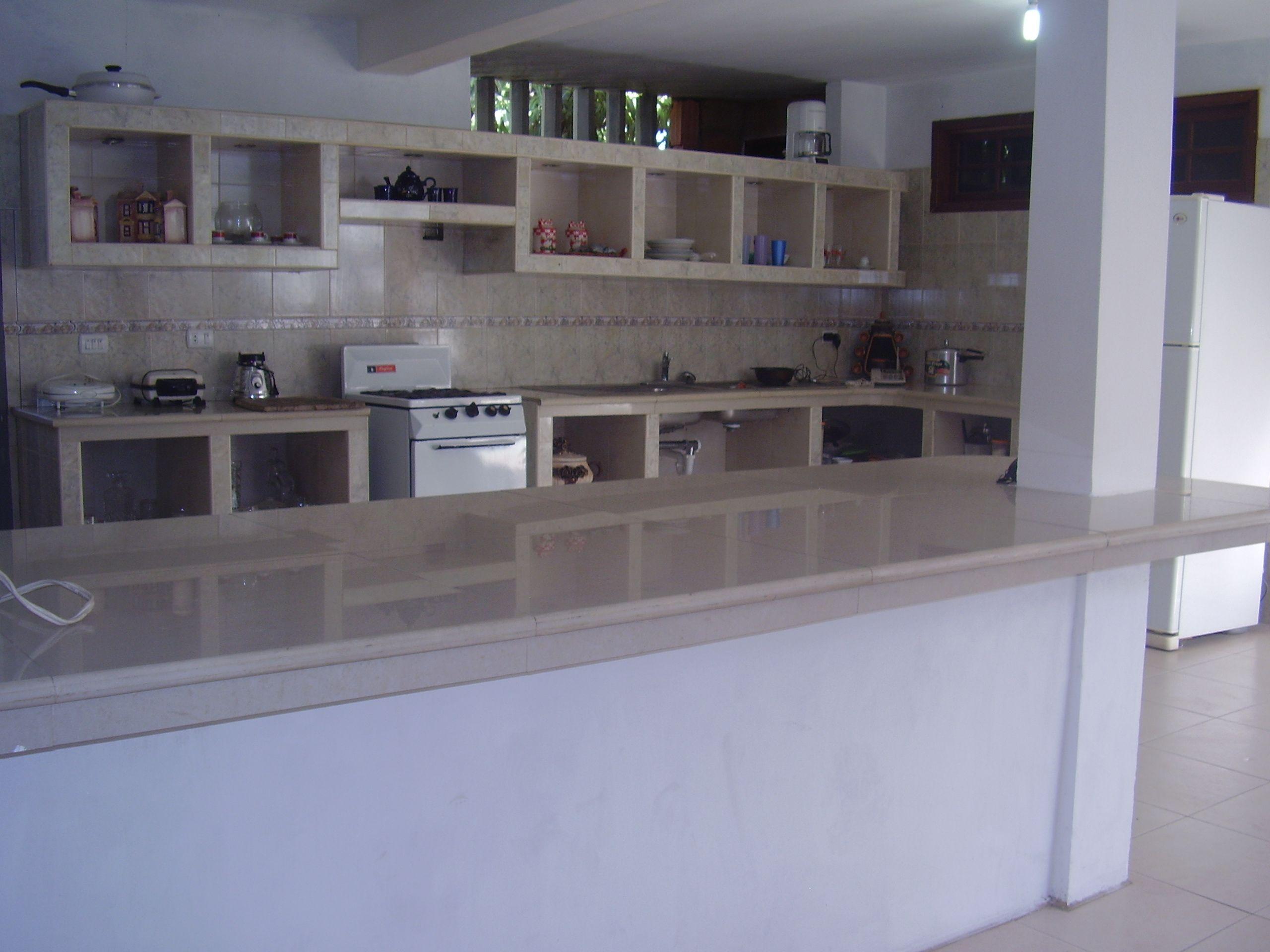 Pin de jeny chiq en cocina empotrada ideas pinterest for Cocinas modernas en cemento
