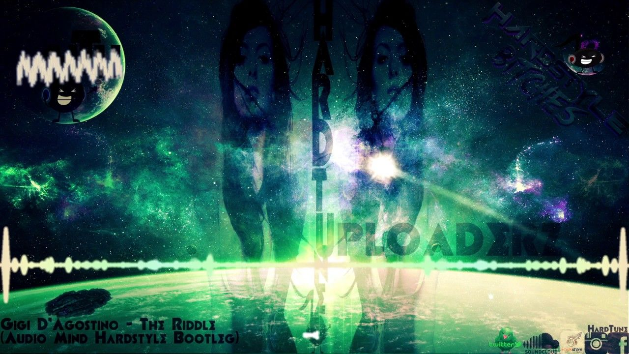 Gigi D'Agostino The Riddle (Audio Mind Hardstyle Bootleg
