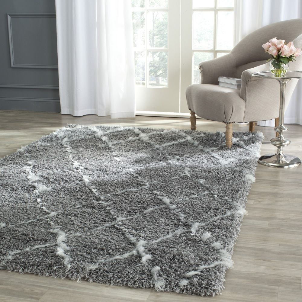 Overstock Com Online Shopping Bedding Furniture Electronics Jewelry Clothing More Grey And White Rug Bedroom Area Rug Moroccan Shag Rug 11 x 13 area rugs