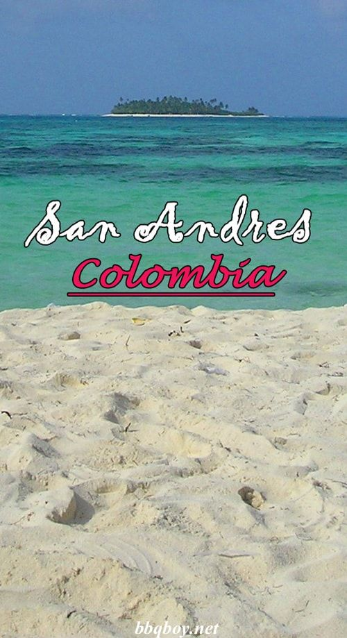 San Andres, Colombia. I'm not going to tell you that San Andres is the most exciting destination. But it has to be one of the most relaxing places we've ever been. And the beach has the finest, whitest sand we've ever experienced. In addition, San Andres is just an hour's flight from Cartagena, so you get the best of both worlds. Much more on San Andres here. #bbqboy #sanandres #colombia #travel