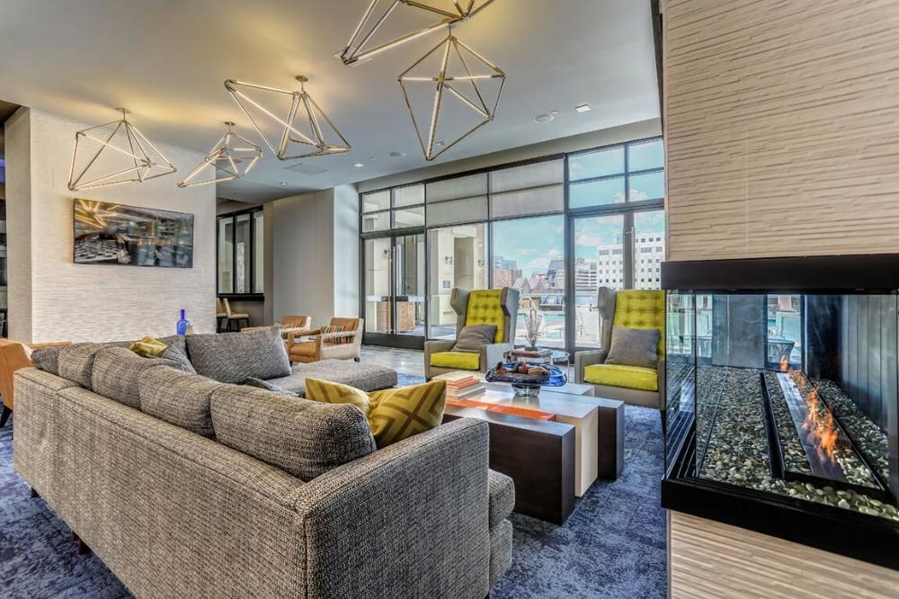 Interior Luxury apartments, Home, Apartment