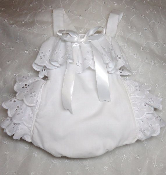 Little Miss Lillie Frilly Infant Toddler Baby by BloominCuties, $37.00