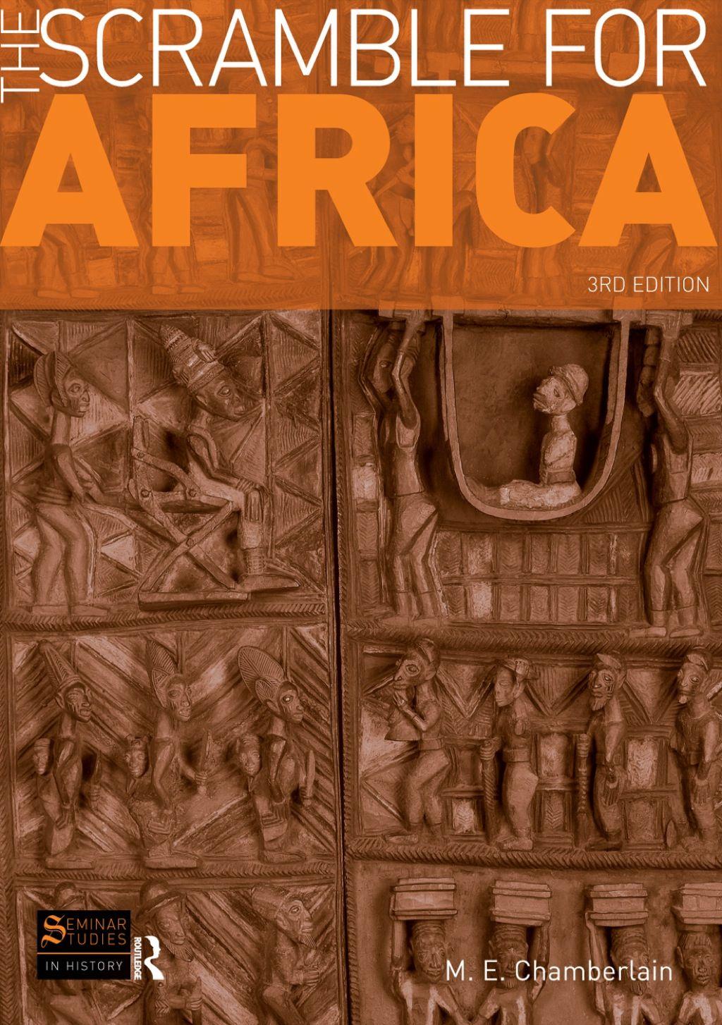 The Scramble For Africa Ebook Rental