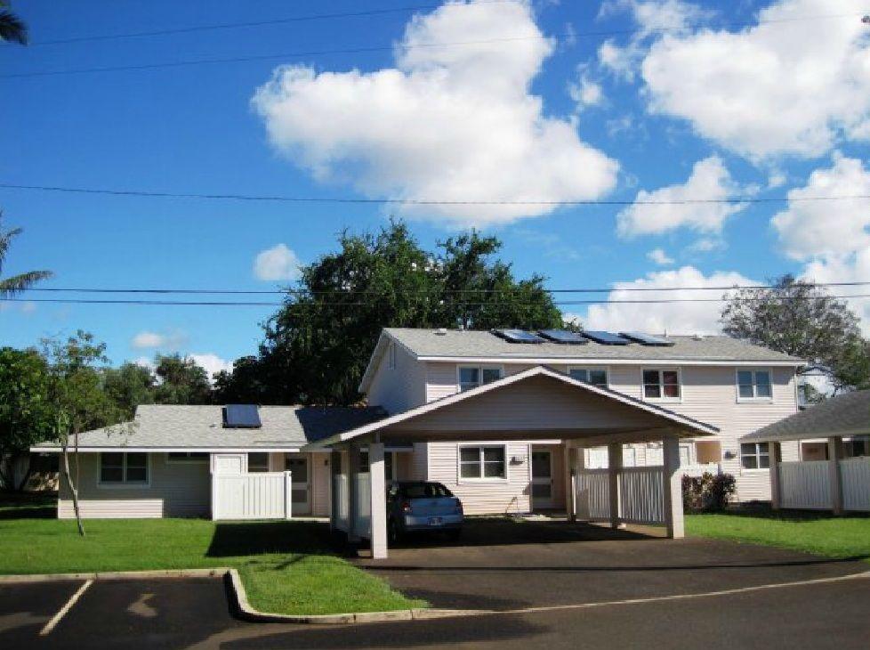 Navy Region Hawaii Hokulani Neighborhood 3 4 Bedroom Homes Available For E1 E6 Navy Housing Military Family Housing Military Community