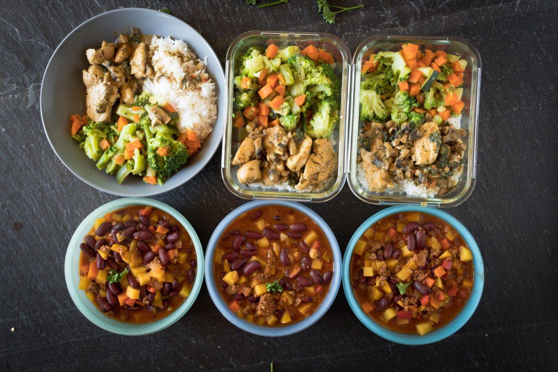 Meal Prep 10 Tipps – Essen zum Mitnehmen besser vorkochen