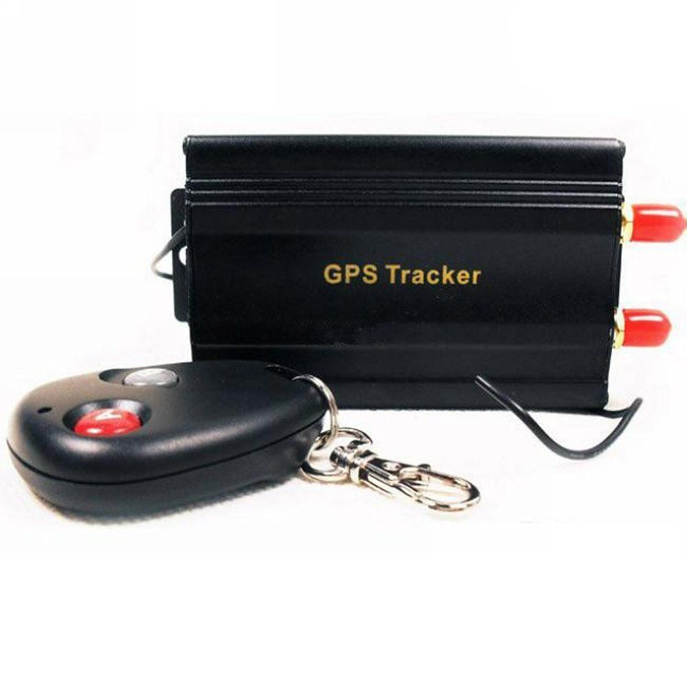 Remote Control Mini SPY Car Vehicle Realtime Tracker For GSM GPRS GPS System Tracking Device TK103B * Click image for more details.