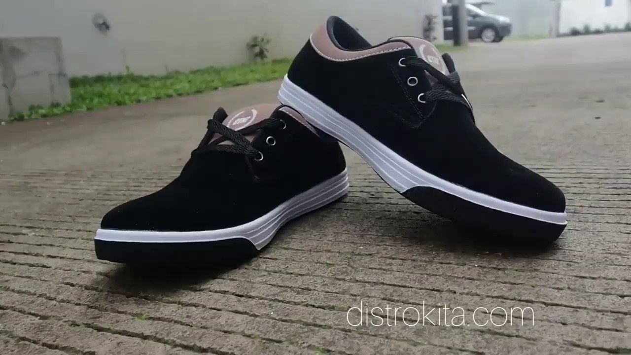 Review Sepatu Sneakers Pria Merk Catenzo Tf 105 Sepatu Pria