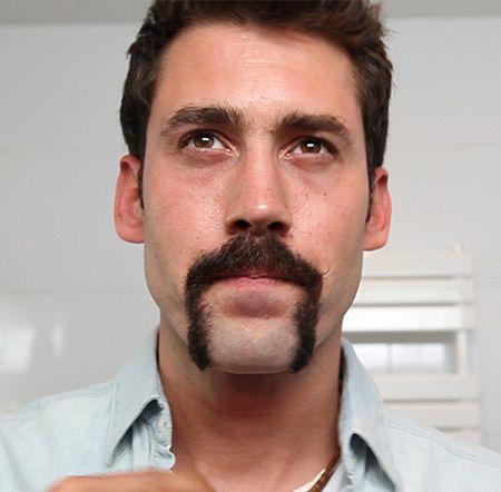 What kind of mustache are you???? | men's | Pinterest | Bärte