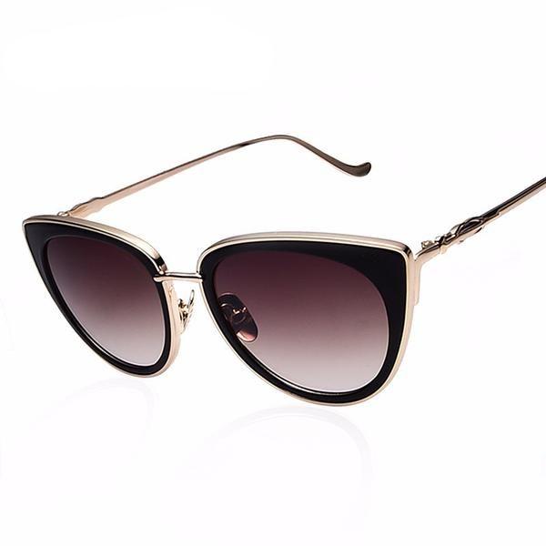 e8b4d4256b27 Fancy cat s eye frame Sunglass Frames