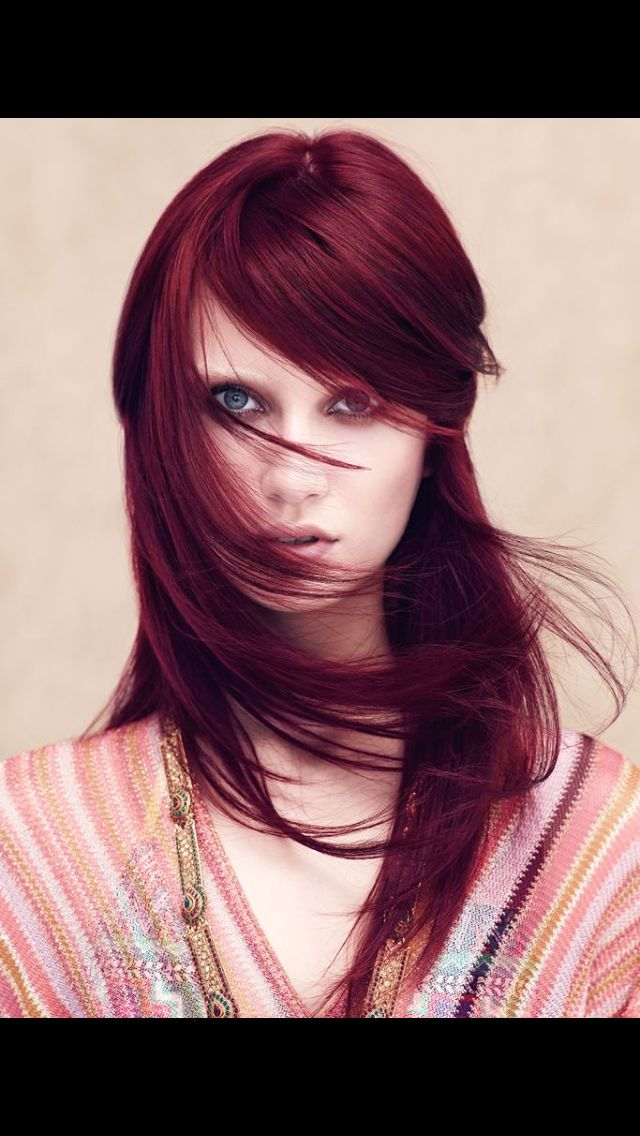 Burgundy Hair Rinse : burgundy, rinse, Megan, Wash.Rinse.Repeat, Aveda, Color,, Burgundy, Hair,