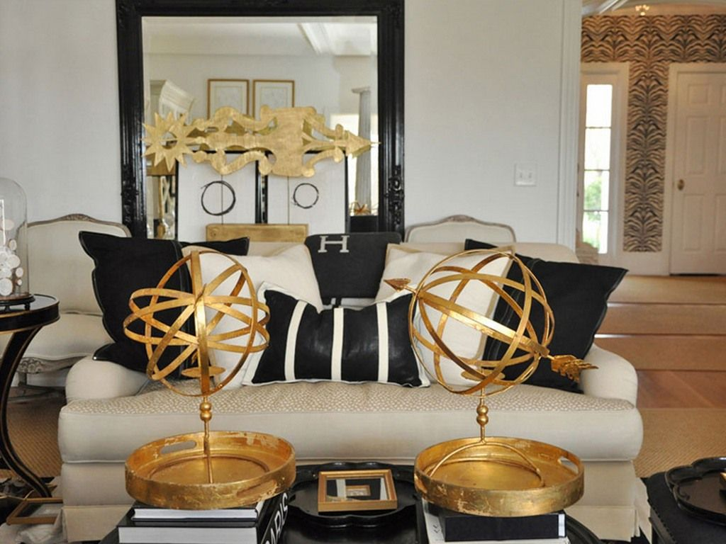 10 Black And Gold Living Room Ideas 2020 The Reverse Mix In 2020