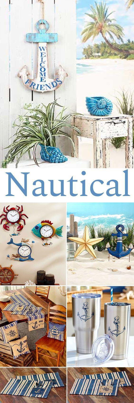 Photo of Coastal Decorations, Nautical & Beach Home Decor