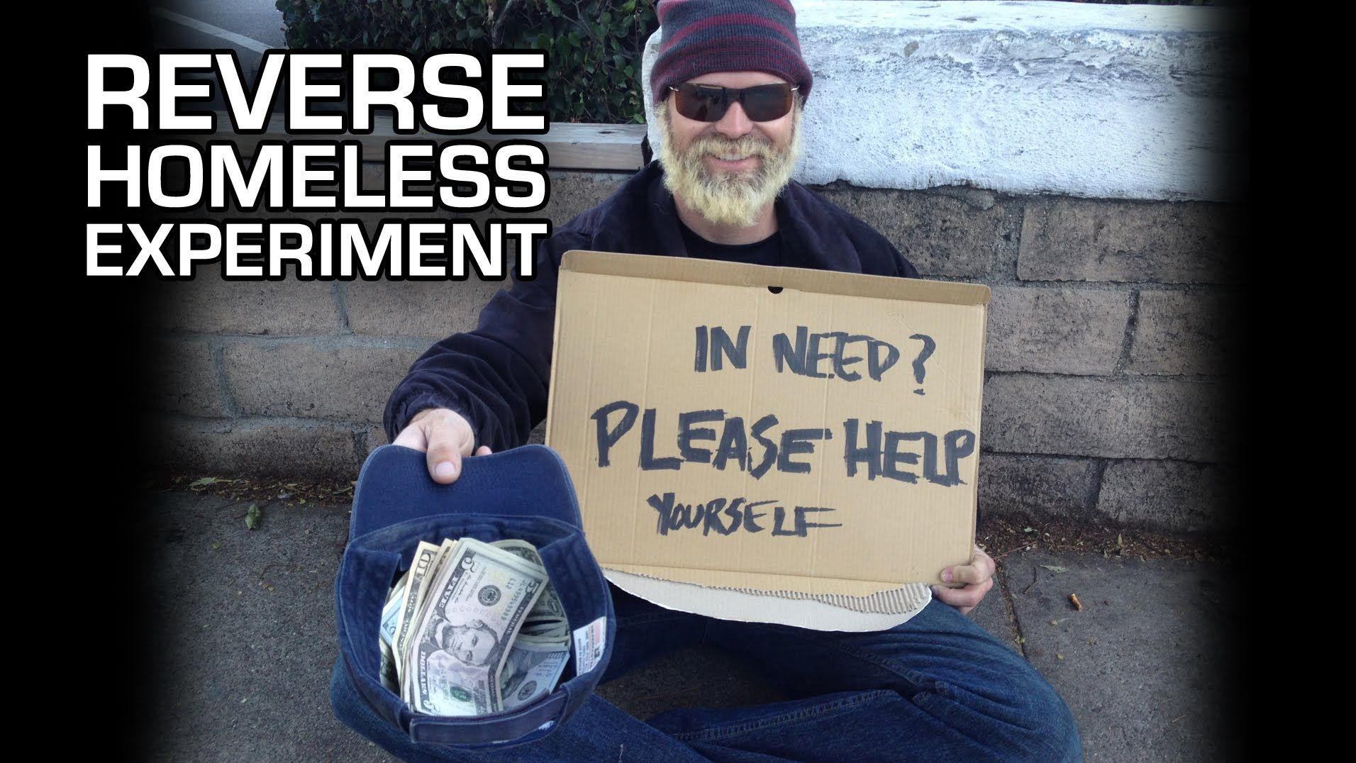 WHAT IF THE HOMELESS GAVE YOU MONEY? (ORIGINAL)